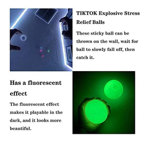 Glow In The Dark Ceiling Balls Sets