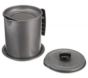 Stainless Steel Oil Filter Pot【50% Discount For A Limited Time】