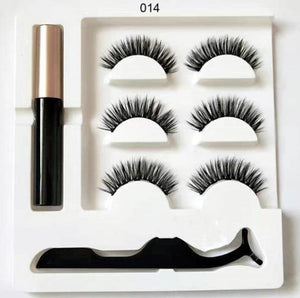 Magnetic Eyeliner Lashes【Christmas Discount 50%】