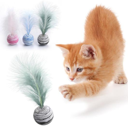 【Buy The Factory Direct Price Today】Cat Toy Star Ball