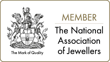 Member of The National Association of Jewellers logo