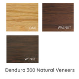 DURA-301 Natural Veneer Door