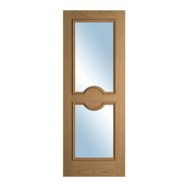 TRAD-600 Traditional 2 Panel Door