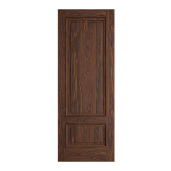 TRAD-607 Traditional 2 Panel Door