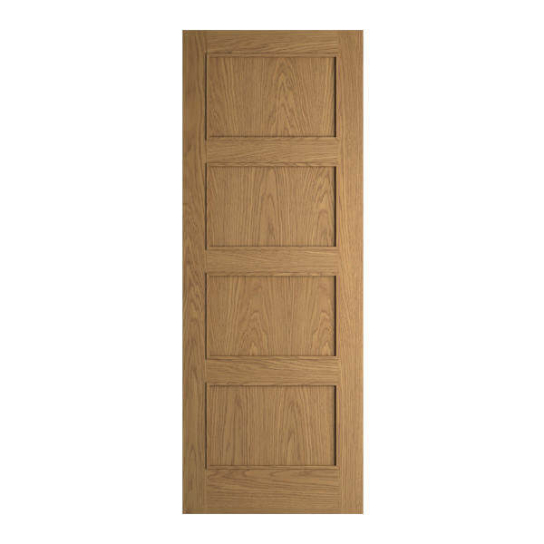TRAD-613 Traditional 4 Panel Door
