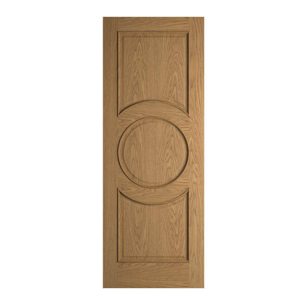 TRAD-630 Traditional 3 Panel Door