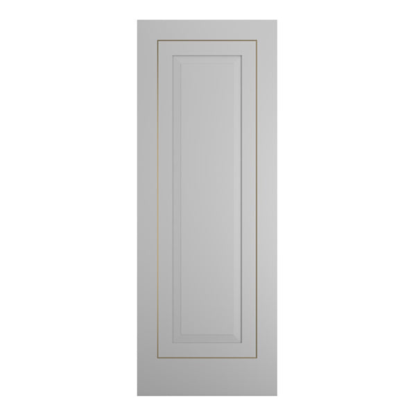 MOD-501 Flush Grooved and Inlay Door