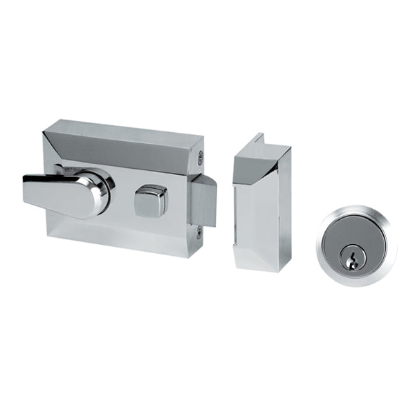 92mm Standard Rim Deadlocking Nightlatch