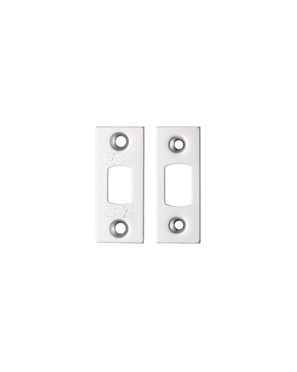 Face Plate Set for Heavy Duty Tubular Mortice Deadbolt