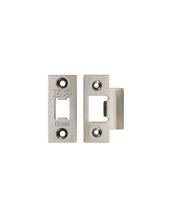 Heavy Duty Double Sprung Mortice Latch