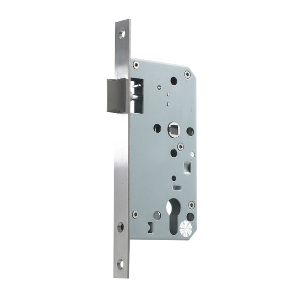 90mm Euro profile DIN Mortice night latch