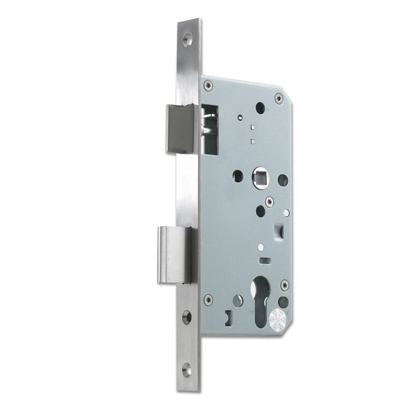 90mm Euro profile DIN Mortice escape sashlock