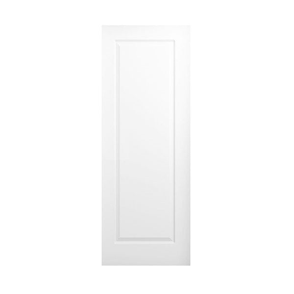 LAC-619 Flush Grooved Single Panel Door