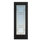 LATT-615 Glazed Lattice Door