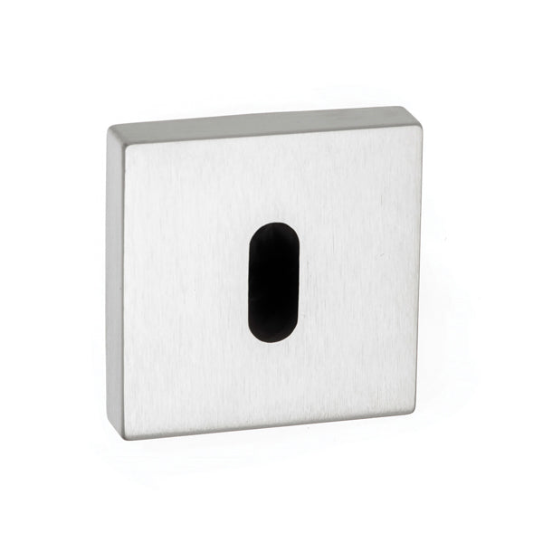 LR822 Denpremo key profile escutcheon on square rose