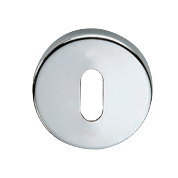 LR842 Denpremo key profile escutcheon on round rose