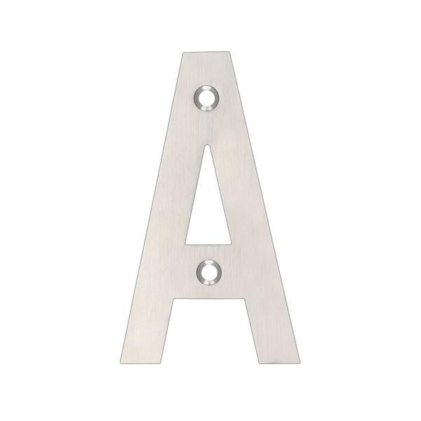 75mm Screw Fix Letter