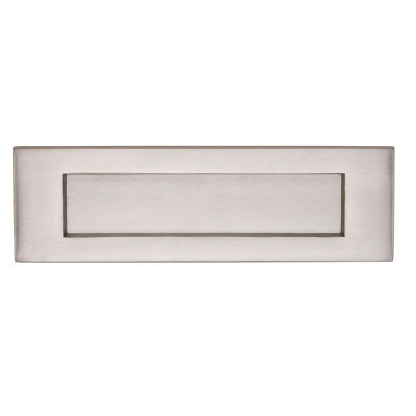 External Entrance Door Letter Plate