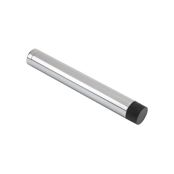 100mm Skirting mounted pencil door stop