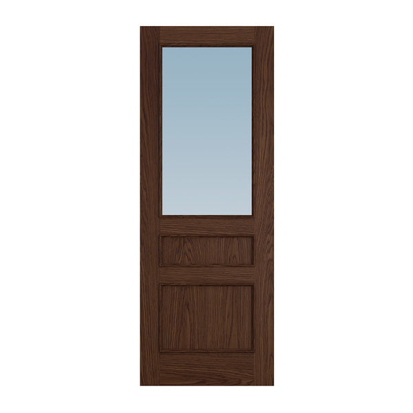 TRAD-609 Traditional 3 Panel Door