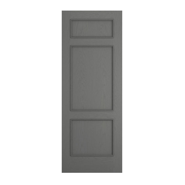 TRAD-615 Traditional 3 Panel Door