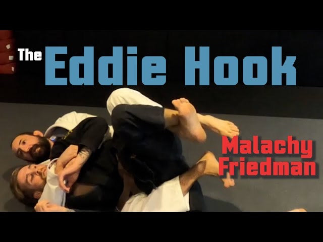 Best way to secure back control by Malachy Friedman