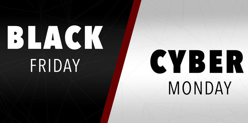 Our Black Friday/Cyber Monday SALE Starts now! Save 20% See inside for details