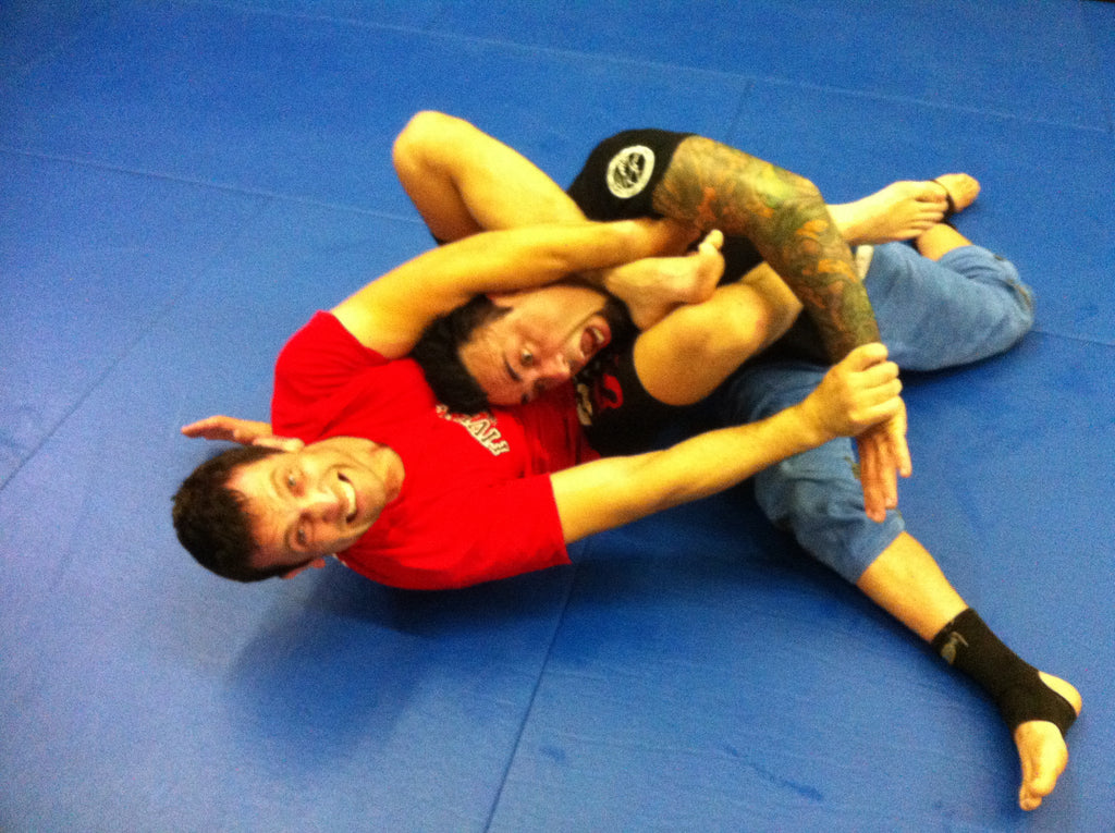 Flashback to 2012: Eddie Bravo vs Shawn Williams