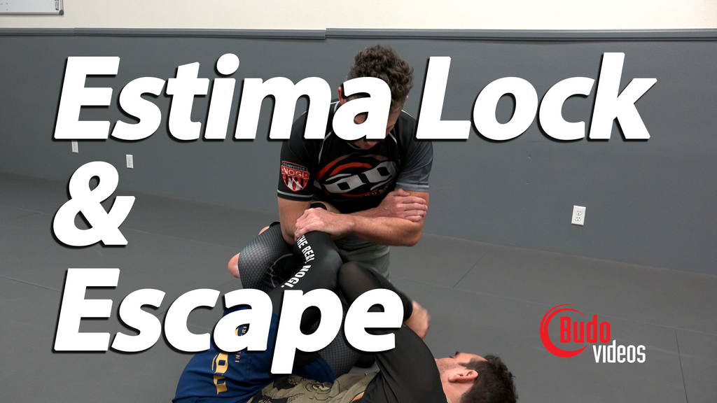 The Estima Lock and Estima Lock Escape by Budo Jake