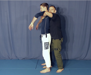 Street Self Defense with Bjorn Friedrich