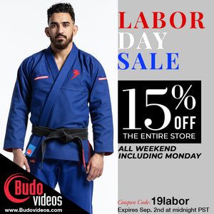 Labor Day Sale! - 15% off all weekend.
