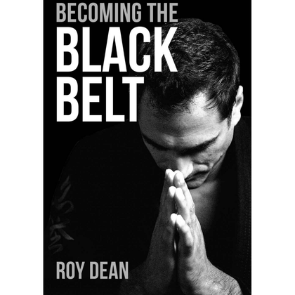 Roy Dean BJJ black Belt Book at Budovideos