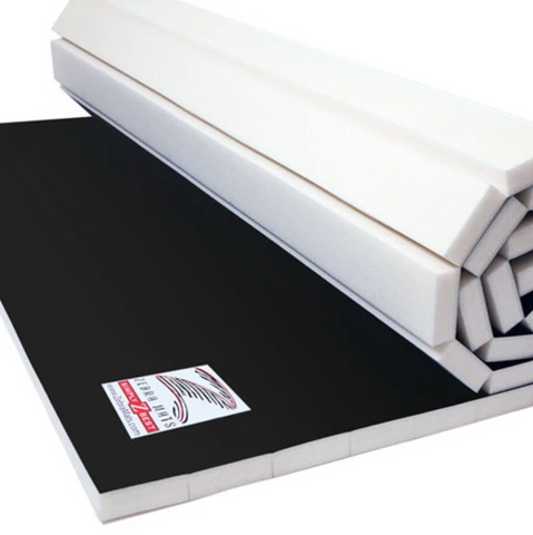 Zebra Roll out home mats for jiu jitsu and BJJ