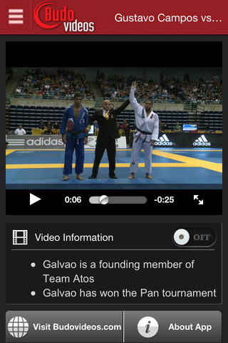2013 Pan Jiu-jitsu Championship - ipad chapter action image