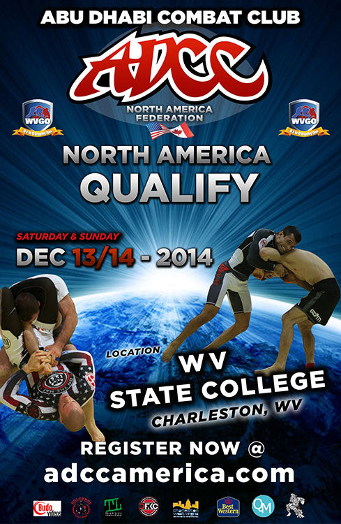 ADCC America Poster