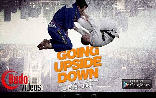 Going Upside Down by Budo Jake