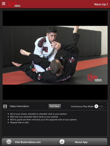 My Favorite Gi Techniques by Jeff Glover - ipad chapter action image