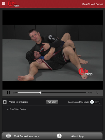 Sambo Jiu-jitsu Fusion Vol 2 - Ground Work by Vladislav Koulikov - ipad chapter action image