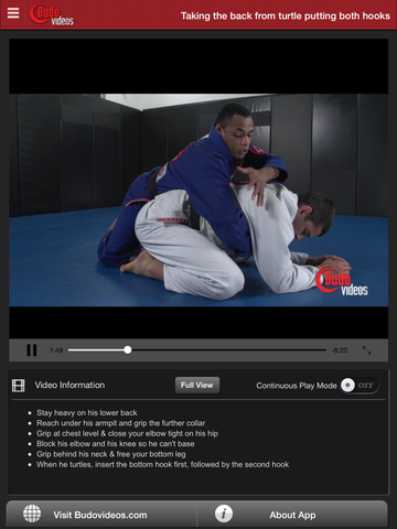 Rafael Freitas Favorite Moves- Back Control and Attacks - ipad chapter action image