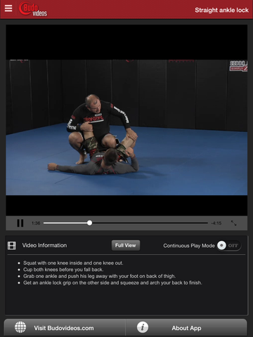 Gokor Leglock Encyclopedia Vol. 2 - Open Guard Leglocks - ipad chapter action image