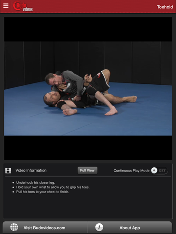 Gokor Leglock Encyclopedia Vol. 4 - Leglocks from Everywhere Part 2 - ipad chapter action image