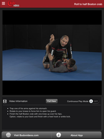 Gokor Leglock Encyclopedia Vol. 3 - Leglocks from Everywhere - ipad chapter  action image