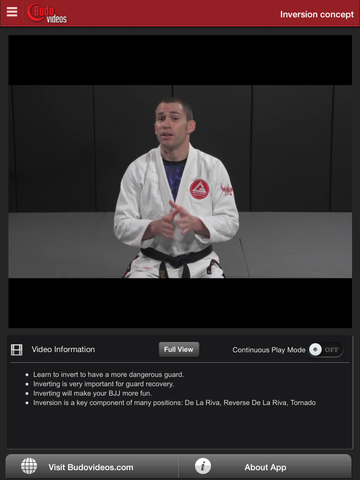 Going Upside Down - A Beginners Guide to Inverting for BJJ by Budo Jake - ipad chapter action image