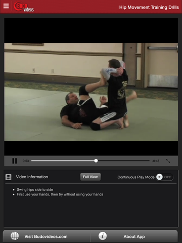 Hayastan Grappling with Gokor Chivichyan - ipad chapter action image