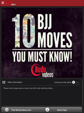 10 BJJ Moves You Must Know! iPad full Screen Main Title Image