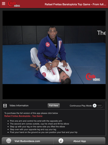 10 BJJ Moves You Must Know! iPad Fullscreen Action Image
