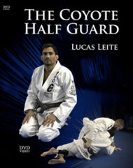 The coyote Half Guard Lucas Leite