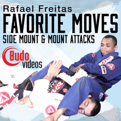 Rafael Freitas Favorite Moves- Side Mount & Mount Attacks - main store product image