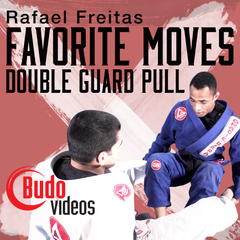 Rafael Freitas Favorite Moves - Double Guard Pull - main store product image