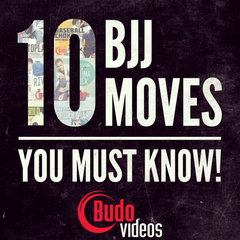 10 BJJ Moves You Must Know! App Store Image